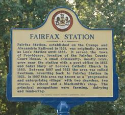 Fairfax Station, VA