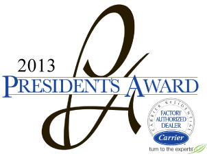 Carrier President S Award