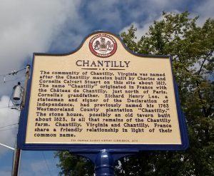 Chantilly, VA